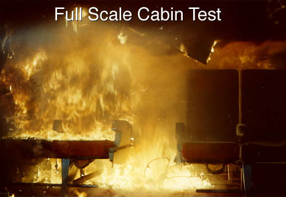 full scale cabin test